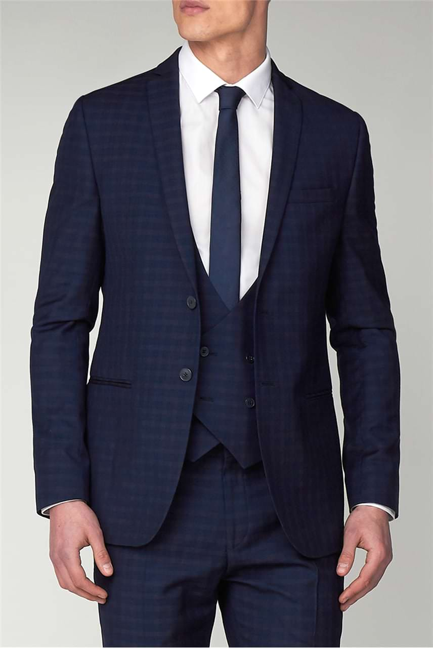 Polyester Suit - Limehaus - Suit Direct