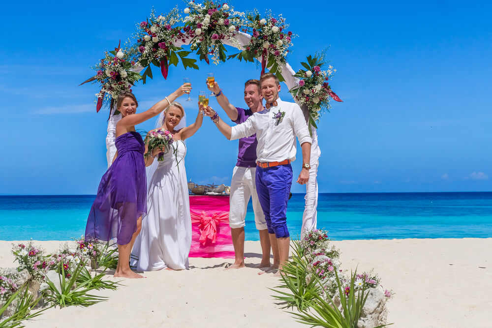 shirts for smart casual wedding at the beach