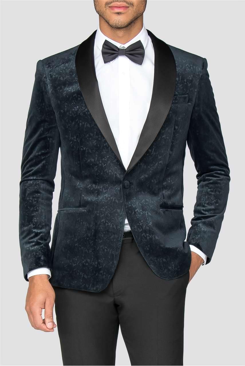 Velvet Jacket - Limehaus - Suit Direct