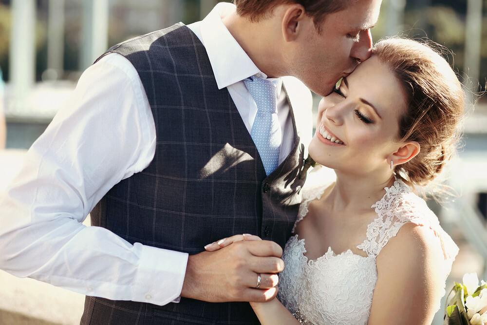 wedding suit with waistcoat style