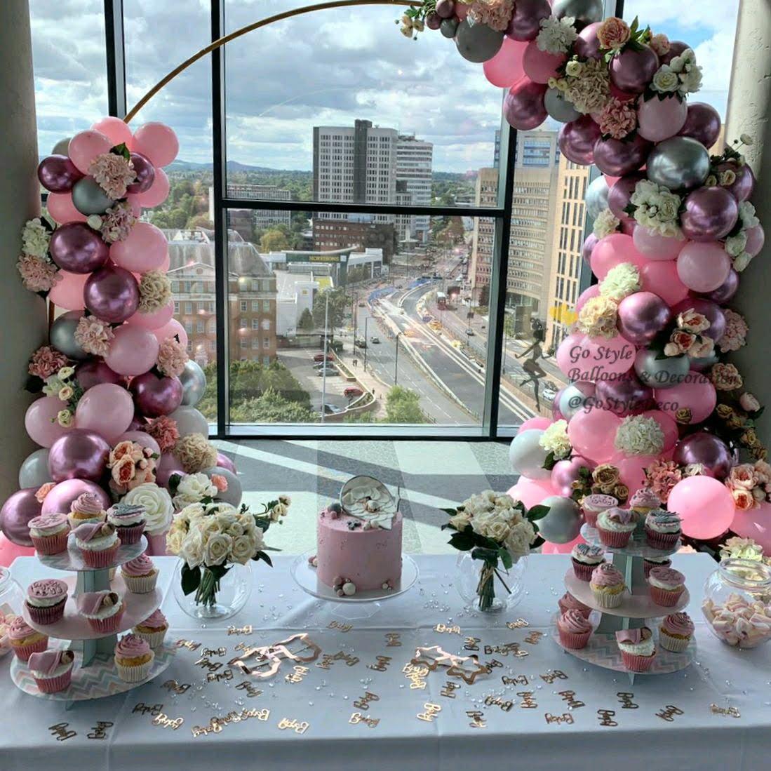 birmingham wedding balloons