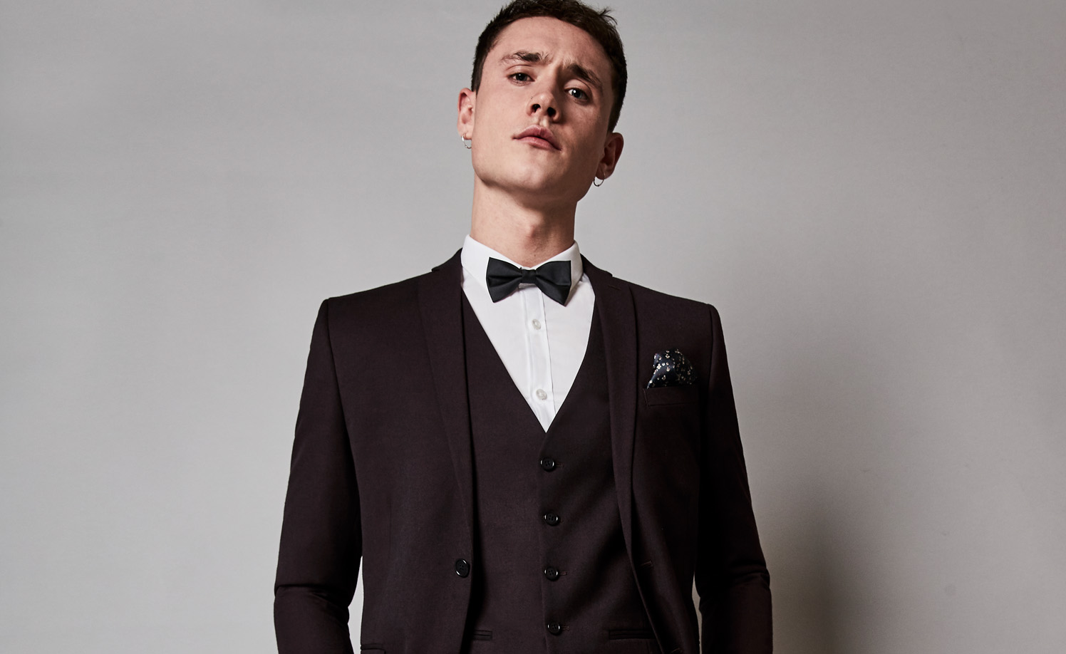 How to Buy Your First Suit