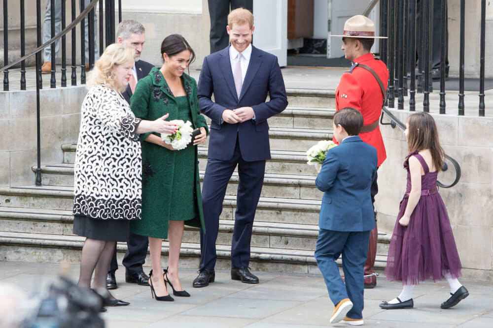 duke and duchess of sussex open the chichester university