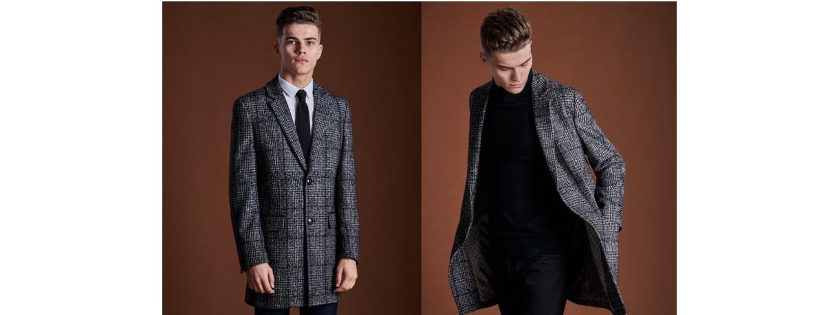 Harry Brown Overcoats
