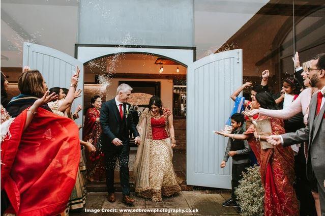 swallows nest barn wedding venue 2