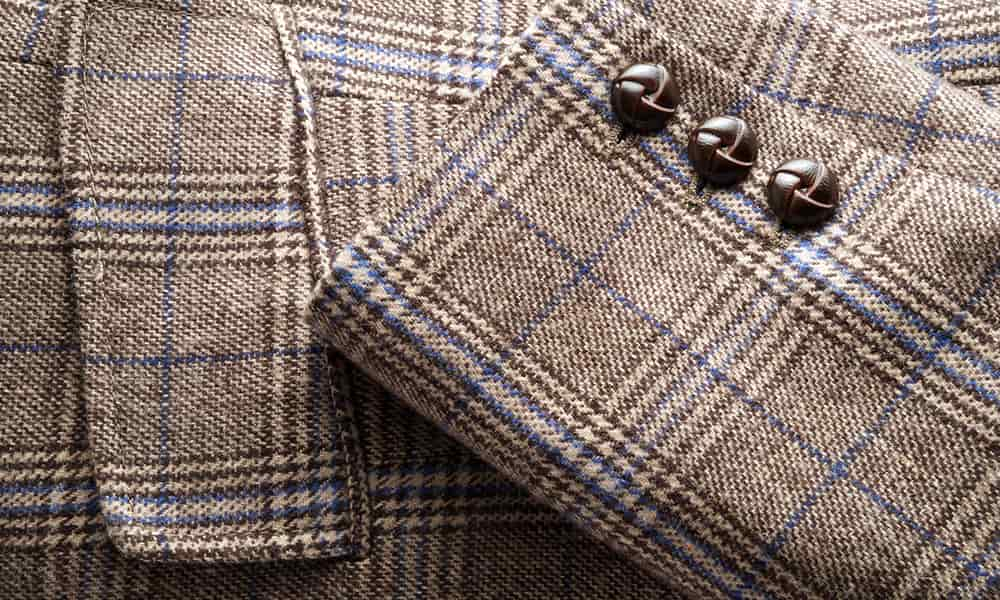 What to wear with a tweed jacket