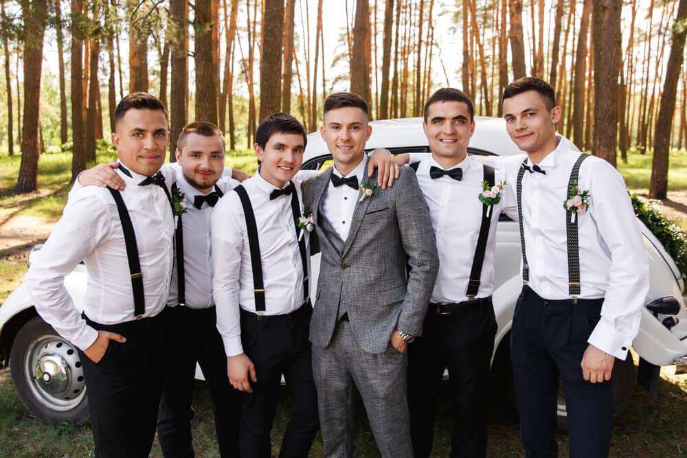 wedding shirt combinations