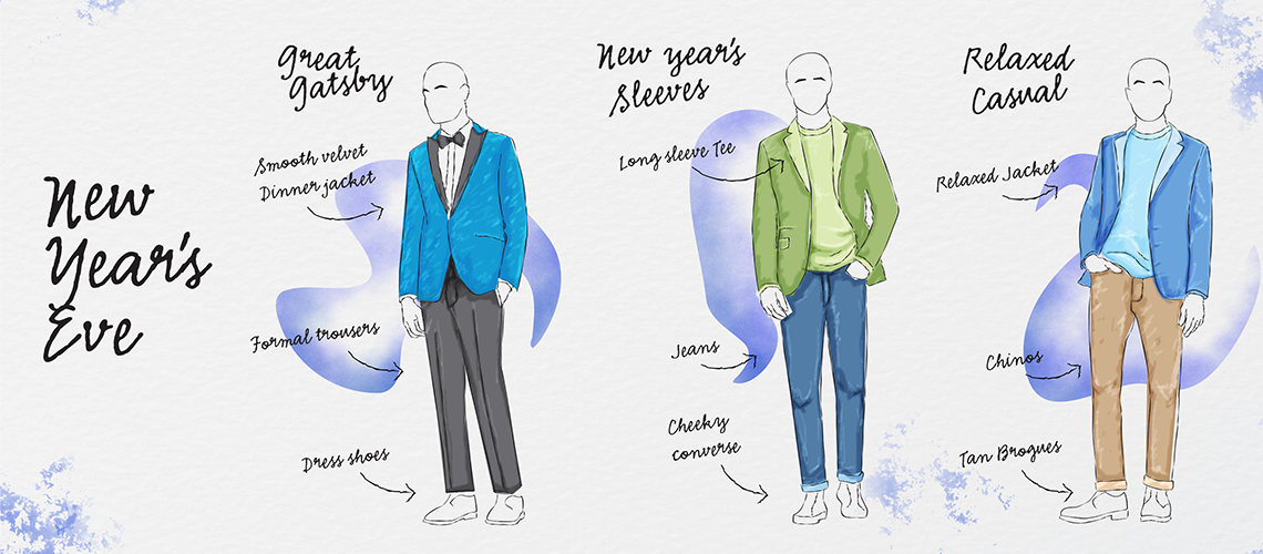 What to wear to the Christmas Party