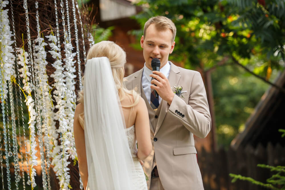 grooms speech templates and examples