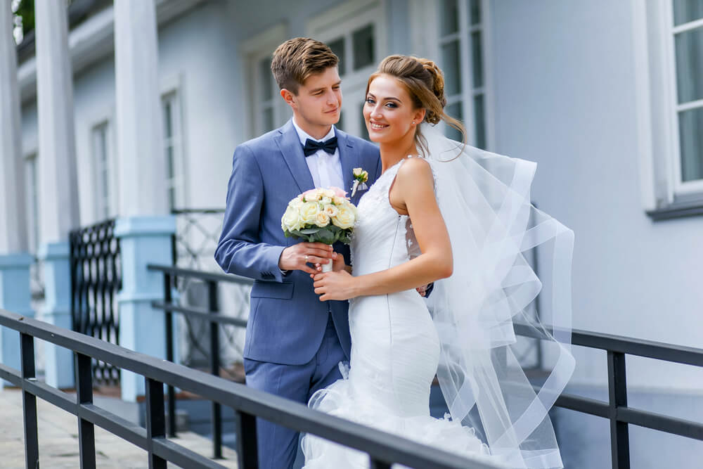 perfect wedding suit style
