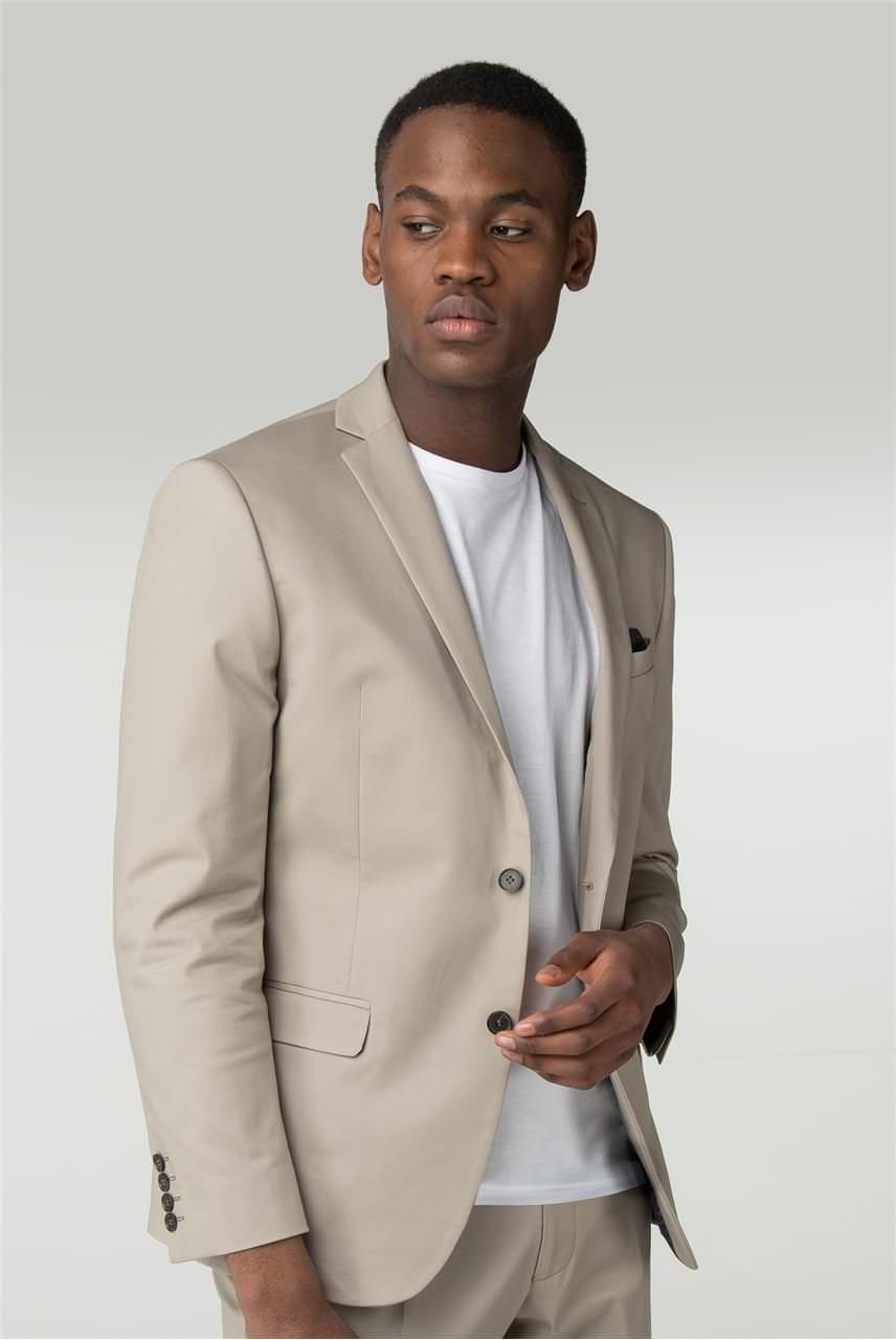Cotton Suit - Limehaus - Suit Direct