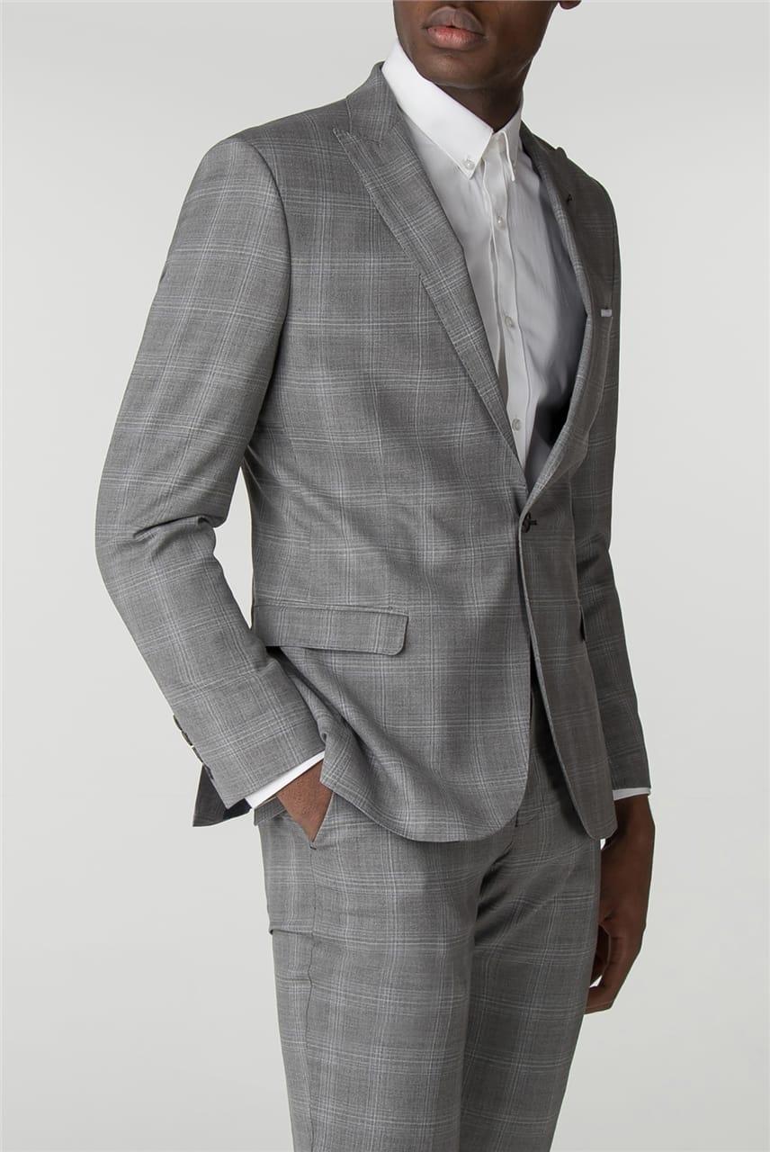 Wool Suit - Ben Sherman - Suit Direct