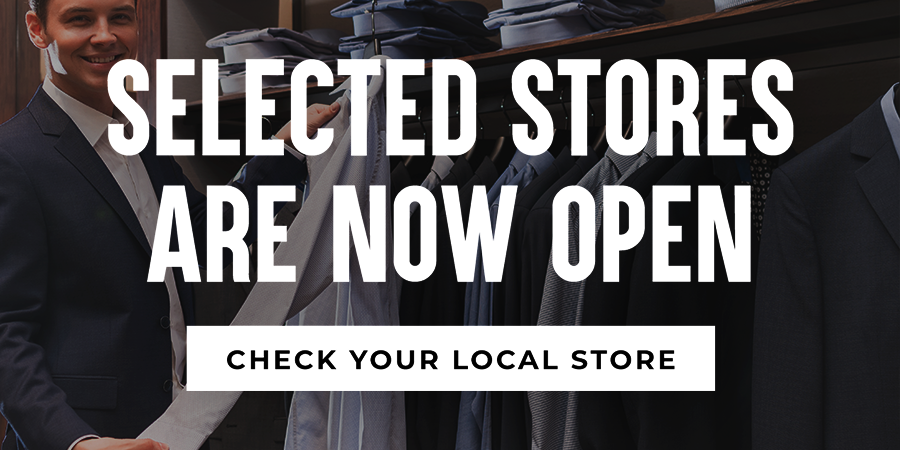 Suit Direct Stores Now Open