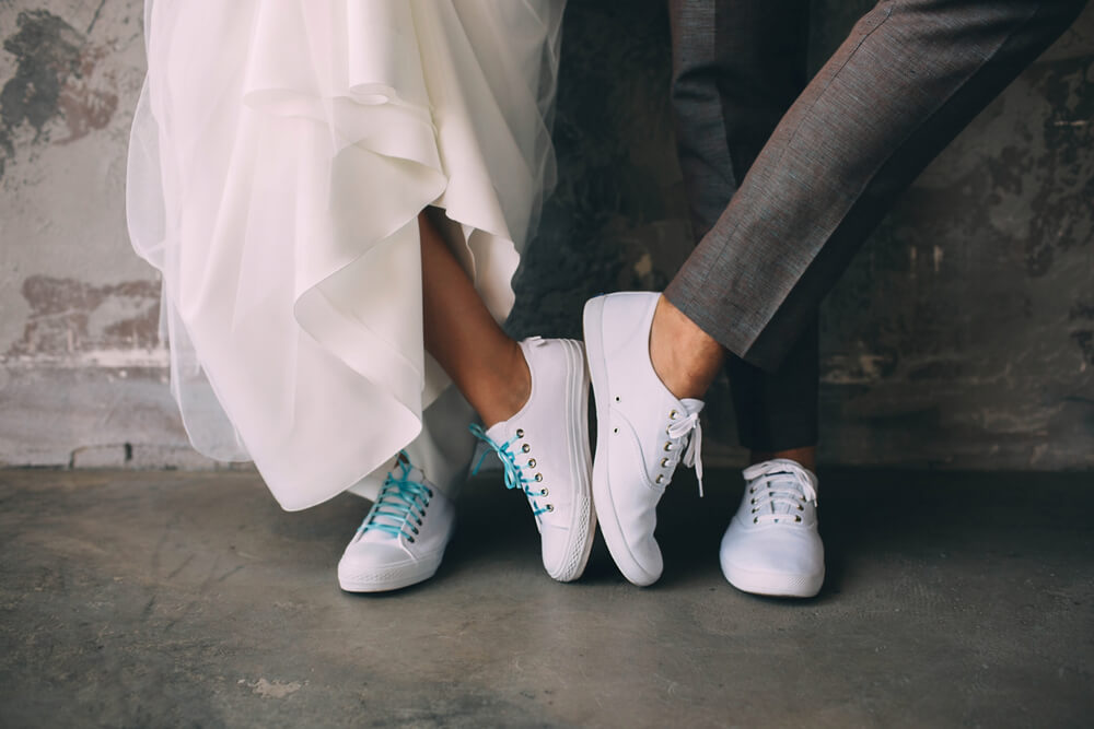 weather ready men's wedding shoes