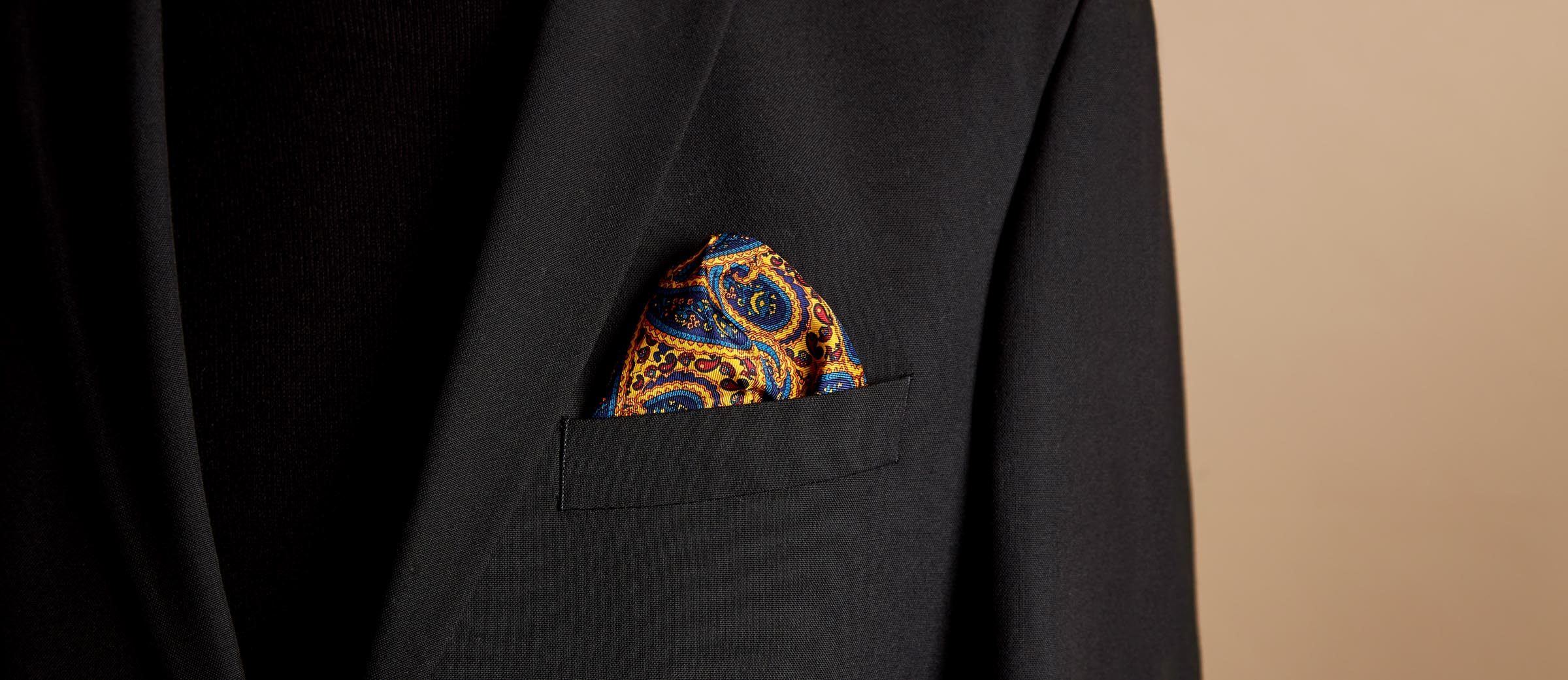 Perfect Pocket Square