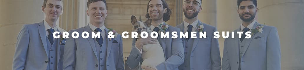 Groom Suits - wedding attire for groom