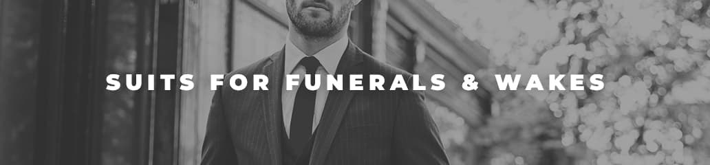 Funeral - funeral attire for men