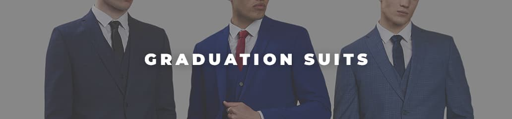 Graduation suits - Graduation attire for men