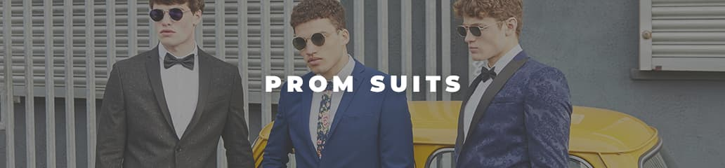 Prom Suits - Prom attire fore men