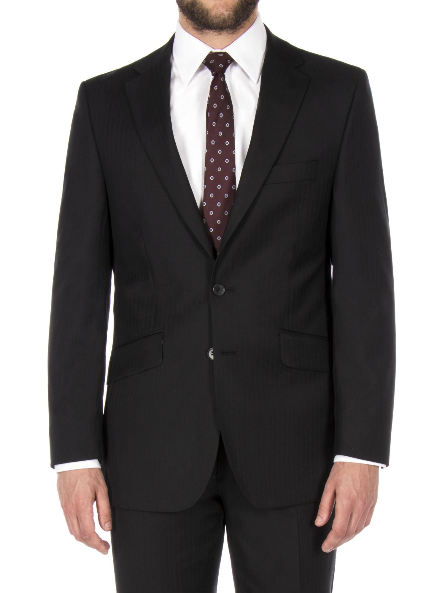 It is a picture of Gutsy The Black Label Suits