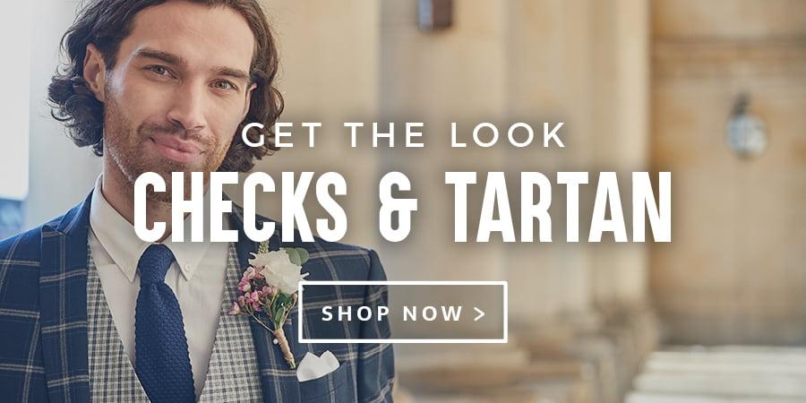 Check & Tartan Suits