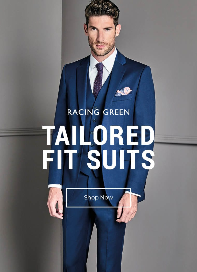 Tailored Fit Suits