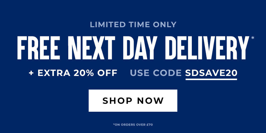 Free NDD and 20% Off