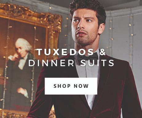 Tuxedo & Dinner Suits for Men