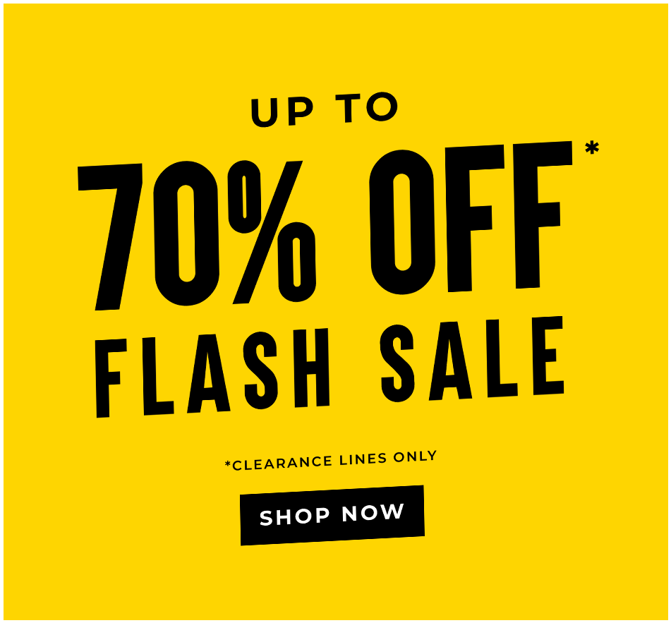 70% Off Clearance