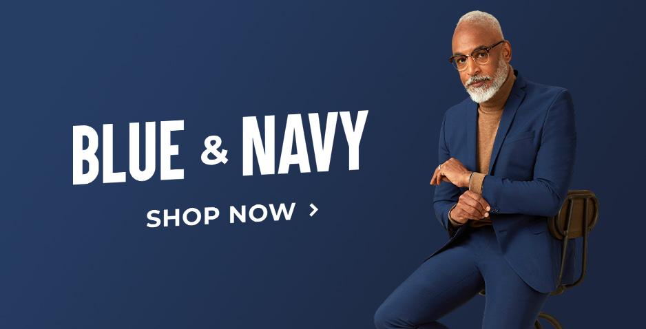 Blue & Navy Suits
