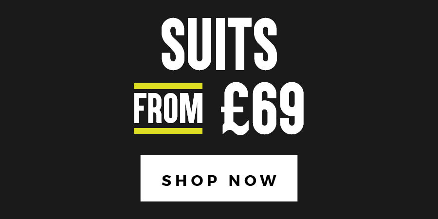 Black Friday Suits From £69