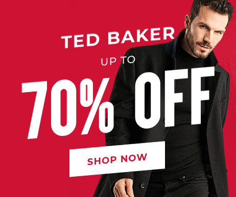 Up To 70% Off Ted Baker