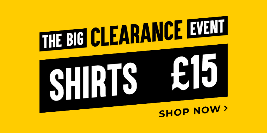 Shirts For £15