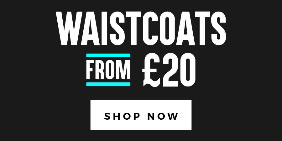 Cyber Monday Waistcoats