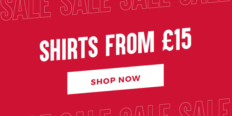 Shirts from £15