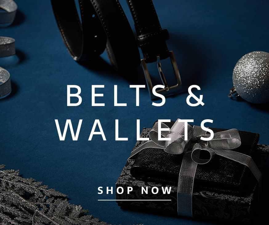 Belts & Wallets