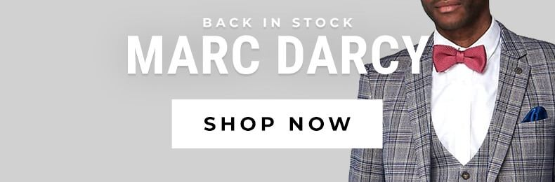 Back in stock Marc Darcy