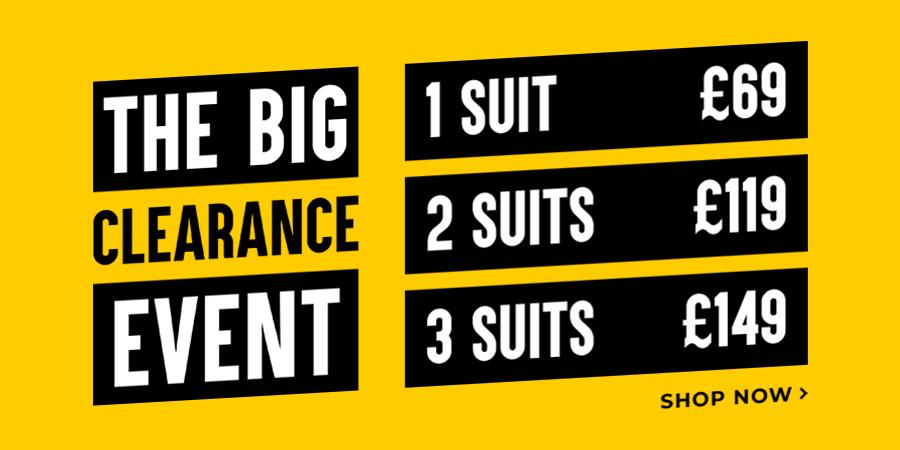 Suit Multibuy Offer
