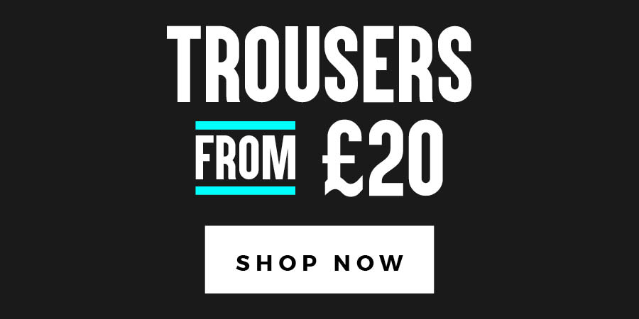 Cyber Monday Trousers