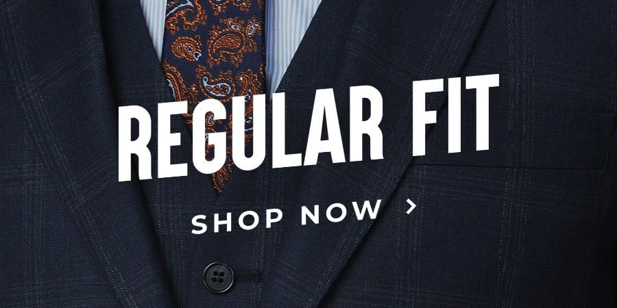 Regular Fit Suits