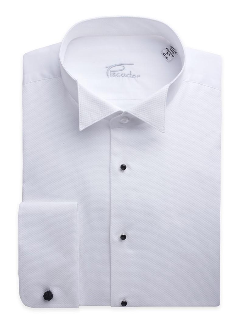 Plain White Dresswear Shirt