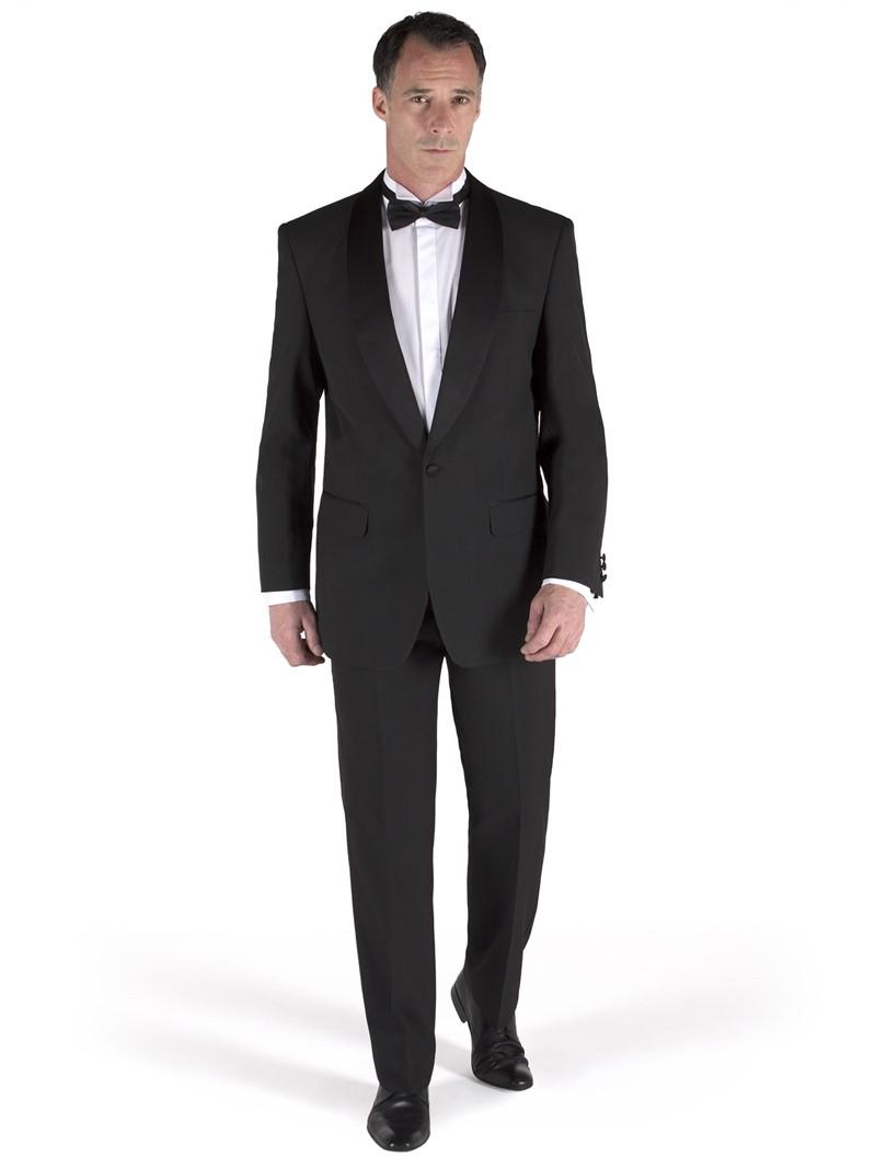 Black Evening Suit