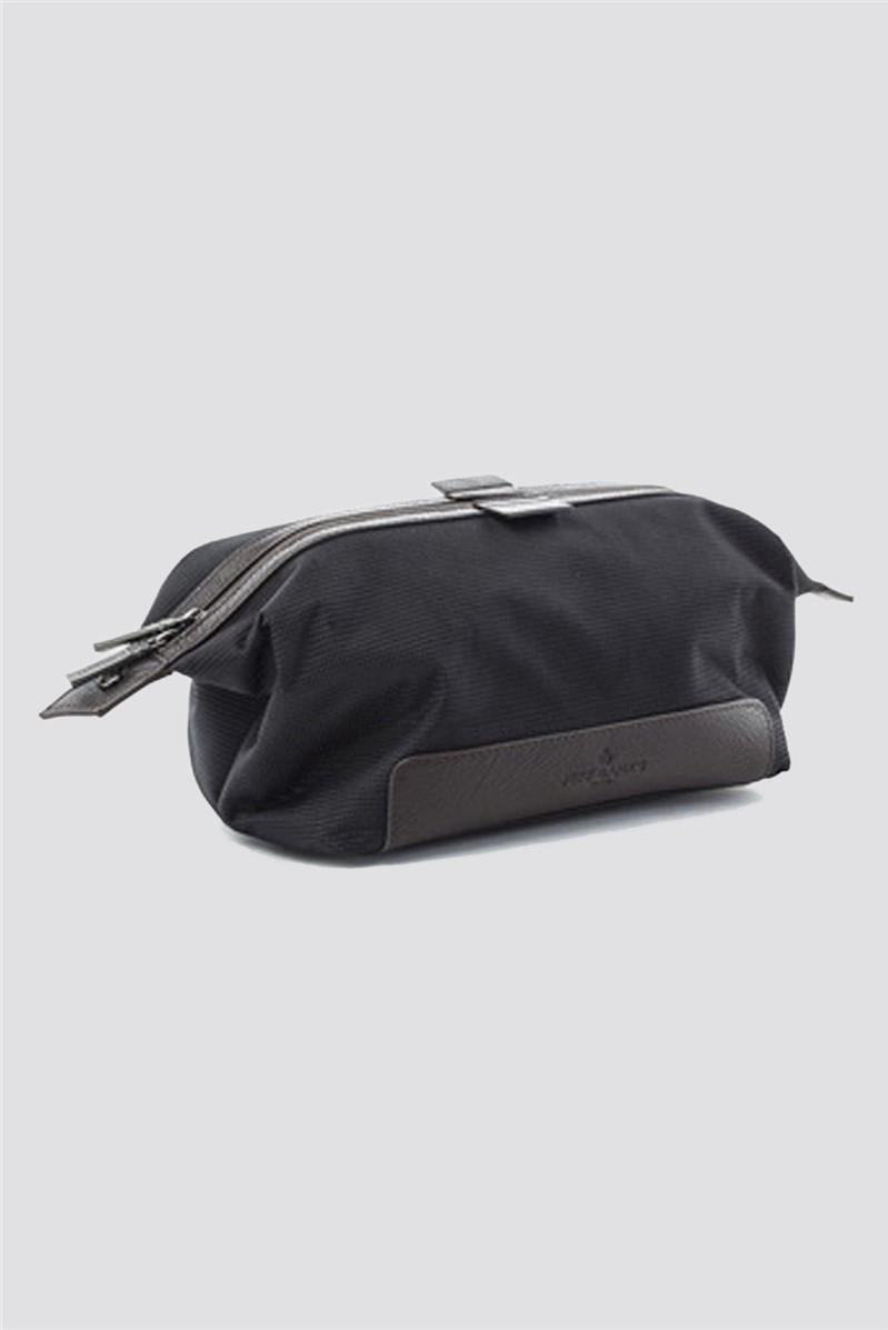 Textured Wash Bag