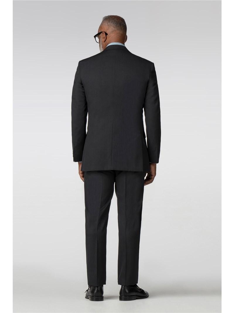 Performance Charcoal Twill Waistcoat