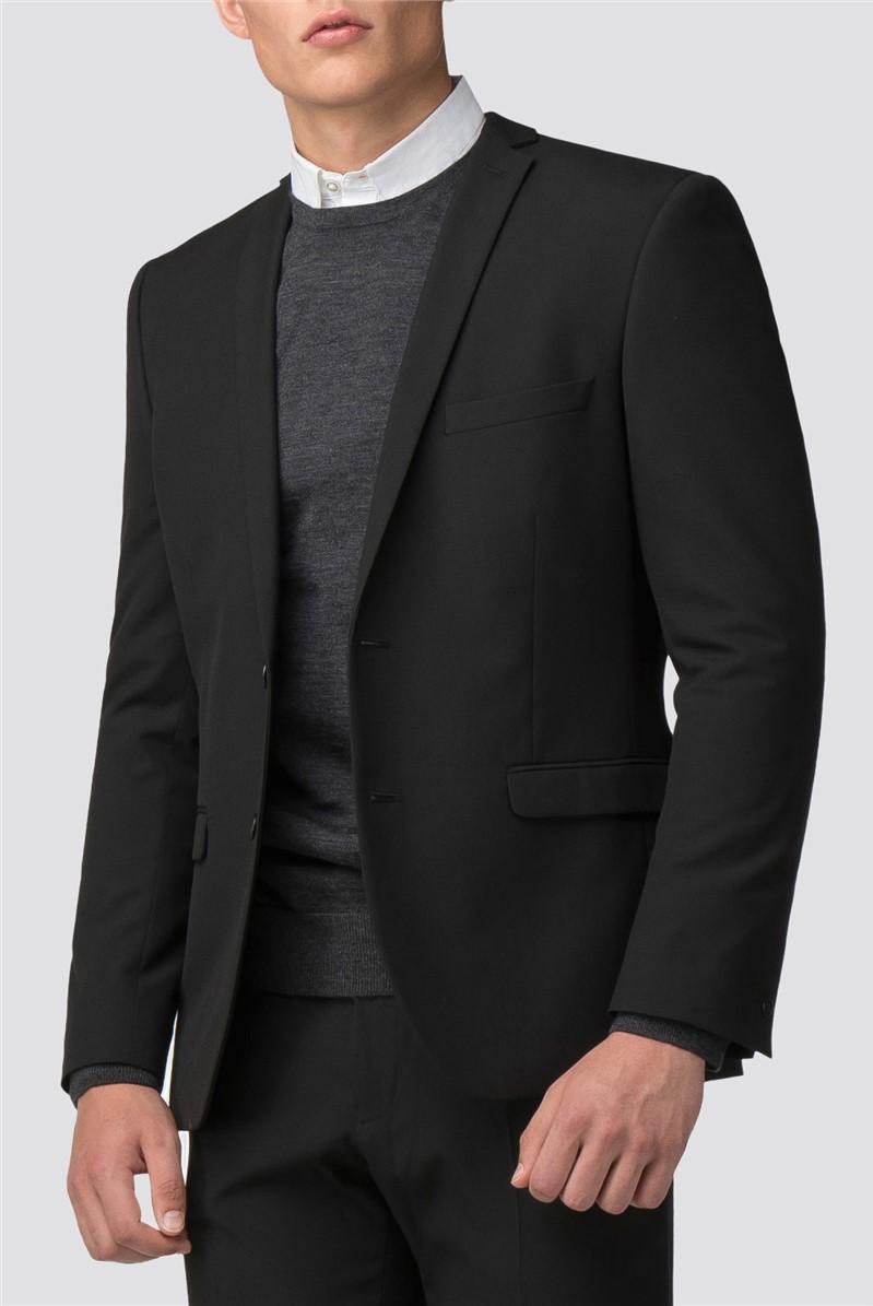 Black Skinny Suit