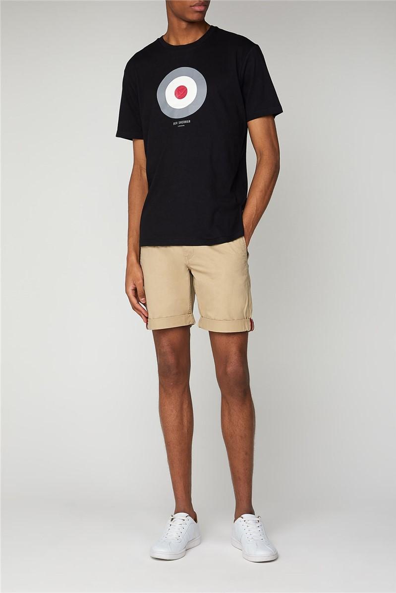 Black Target T-Shirt