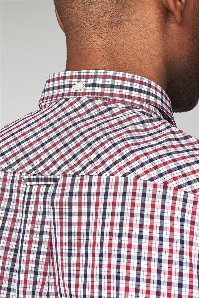 House Check Long Sleeved Shirt