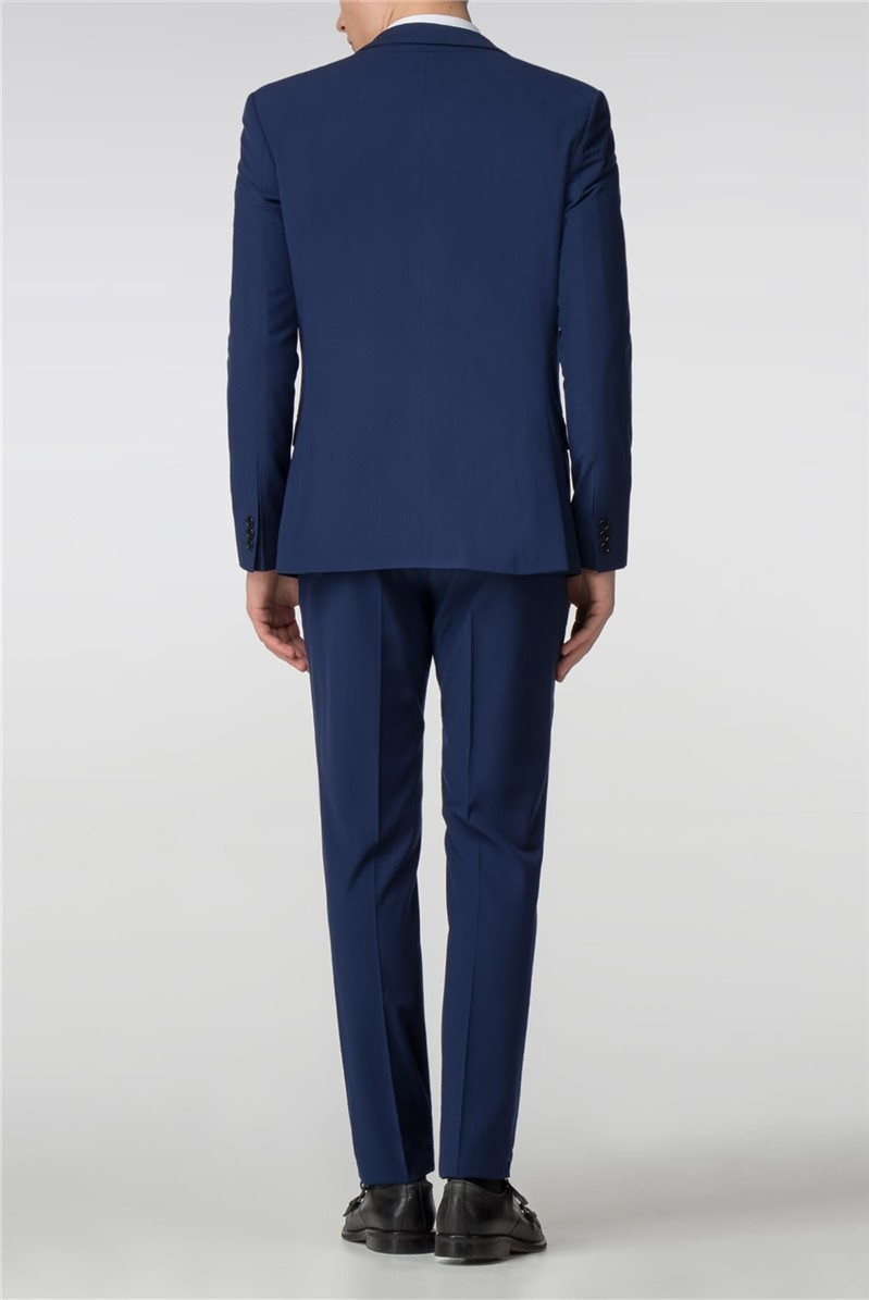 Occasions Blue Slim Fit Trouser