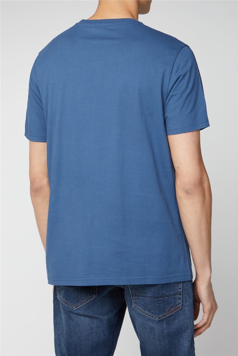 Plain Pocket T-Shirt