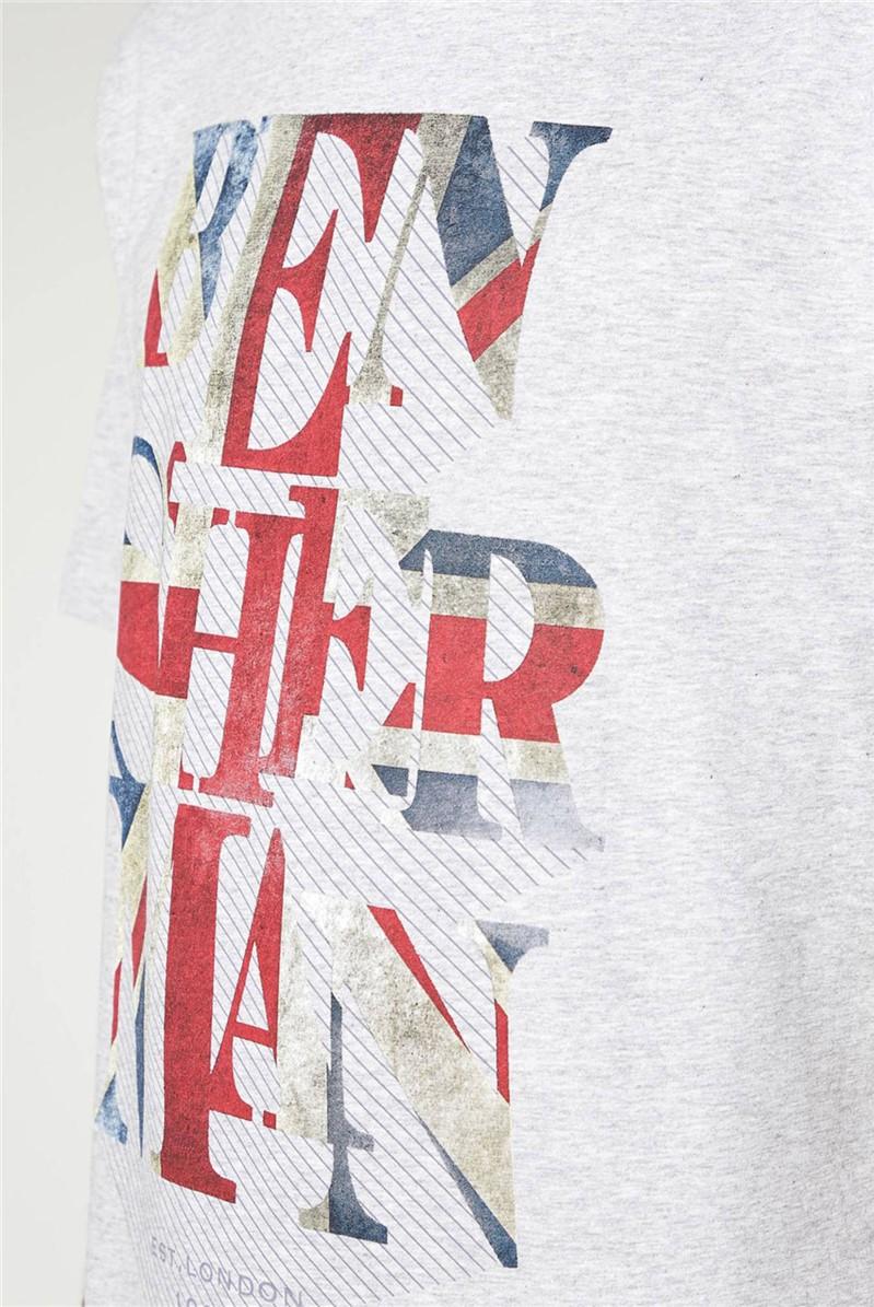 Union Jack Graphic T-Shirt